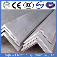 Construction structural hot rolled Angle Iron / Equal Angle Steel