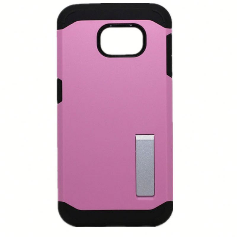Mobile Phone Spare Parts Hybrid Armor Case For Iphone 4 4S