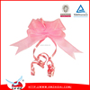 2015 New design Hot-selling packing Wrap Gift pull ribbon bows /Wholesale Christmas Gift Butterfly Ribbon Pull Bow For Gift