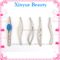 stainless steel tweezers for eyebrows good quality with competitive price