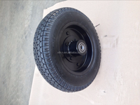 supplier Agricultural small pneumatic rubber wheelbarrow tyre tractor tire motorcycle tyre and tube 5.00-10