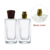 luxury empty square glass perfume srpay bottle 30ml