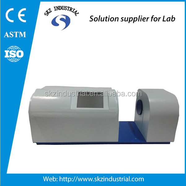 laboratory equipment direct reading computer system haze measurement