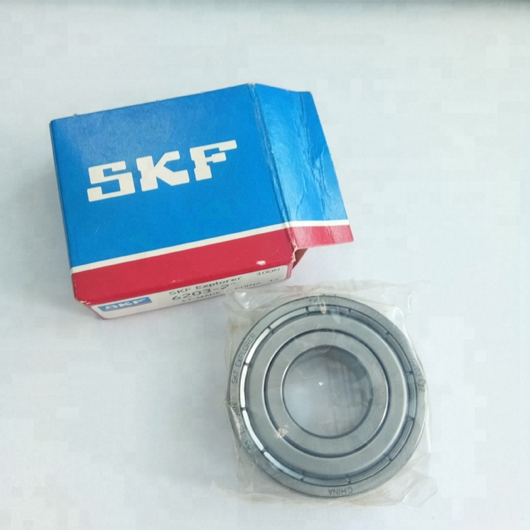 German high quality SKF <strong>bearing</strong> deep groove ball <strong>bearing</strong> 6203 2RS with size 17*40*12mm