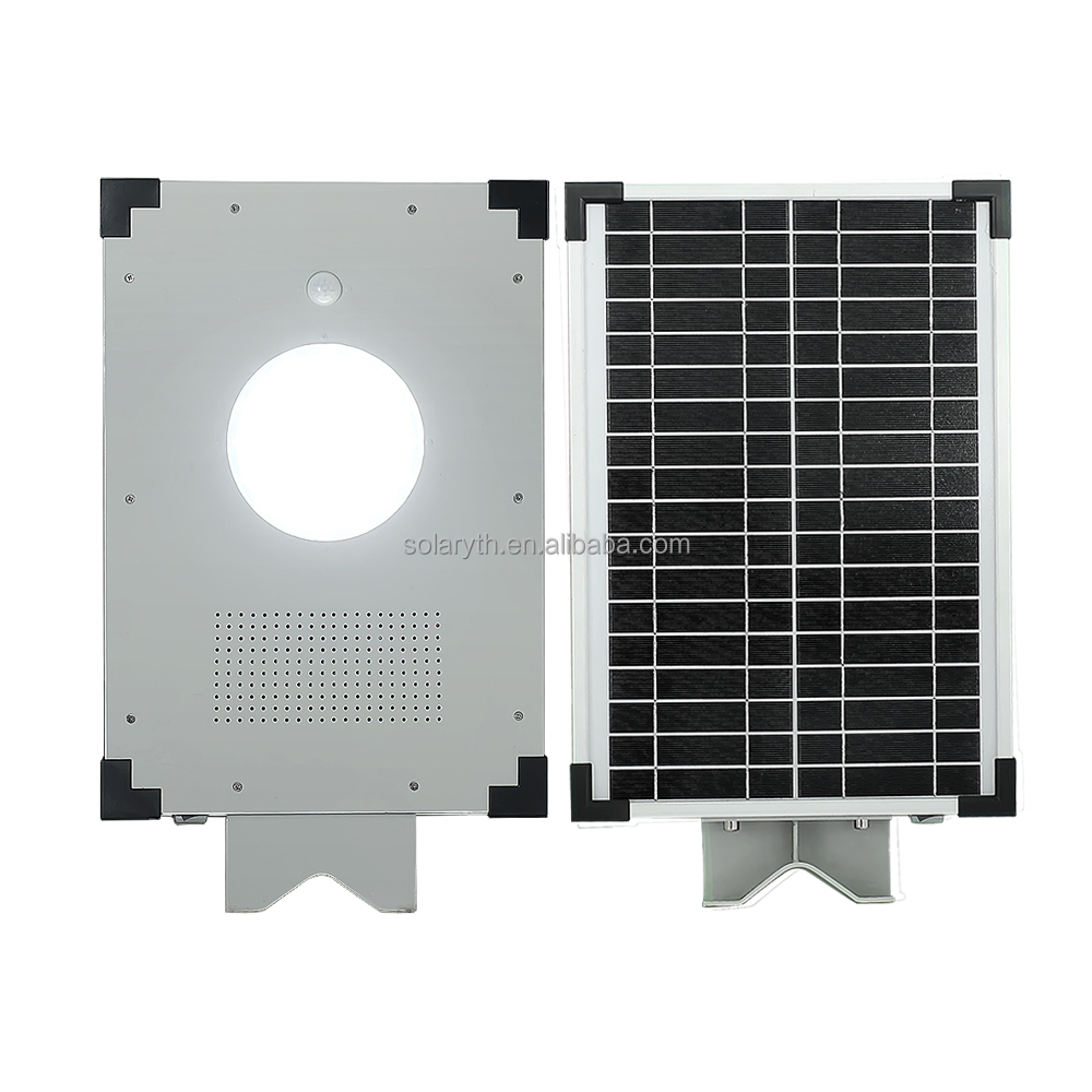 China Supplier Solar Panels Price List 3 Years Warranty 8W 6500K LED Street Light
