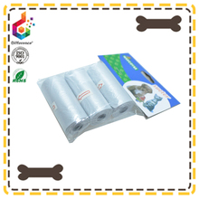 outdoor equipment 3 pack disposable bag for dog poop