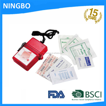 Small Emergency First aid kit Mini Waterproof First Aid Box