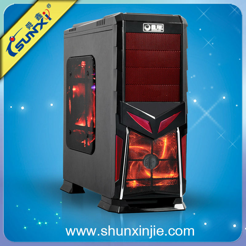 High Quality Desktop Computer PC Case Gaming PC Gamer SX-C6810