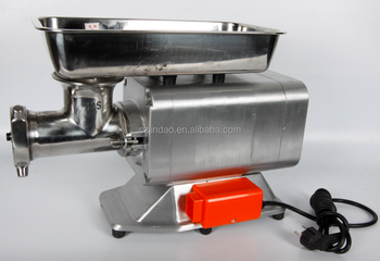 motorized meat grinder