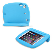 Brand new drop defender handle EVA kidsproof case for Apple iPad mini 4 student using iPad cover