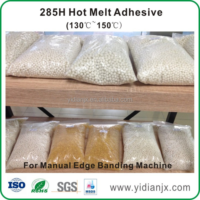 Low Temperature Hot Melt Adhesive for Portable Edge Bander
