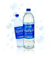 AquaFina - Bottled - pure aqua drinking water