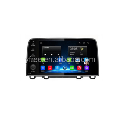 Touch screen for Honda CRV 2017 Android car dvd players with GPS navigator auto double din radio navigation 2 audio video system
