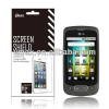 Touch screen protector film for mobile phone for LG optimus one p500 oem/odm