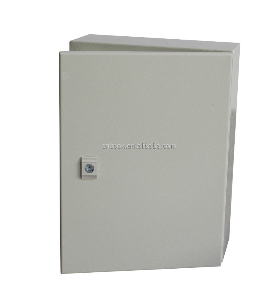 electrical panel box steel wall mount distribution panel