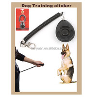 Dog Training Clicker Black