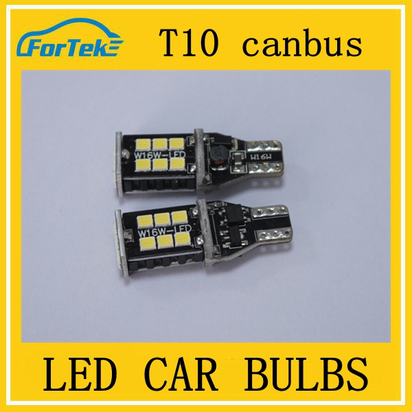 China wholesale price high quality Spotlight canbus led light t10