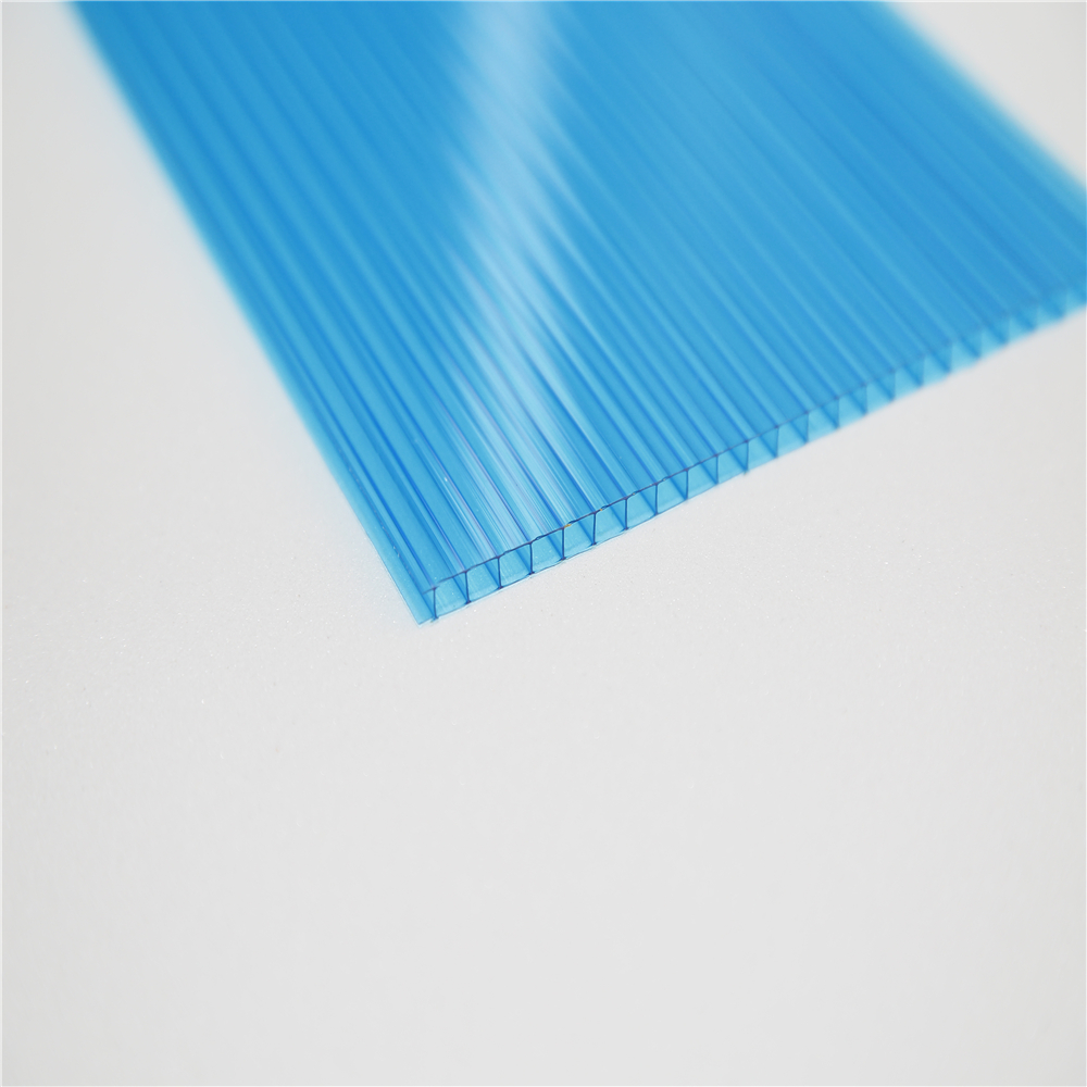 Water proof transparent heat resistant plastic building for Plastic building materials