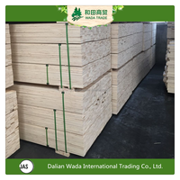 WADA Full Poplar LVL wood for packing application to Japan
