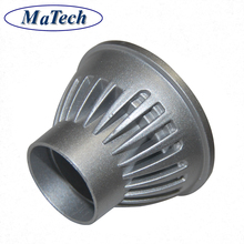 Precisely Custom Services Die Cast Aluminum Street Led Lamp Base