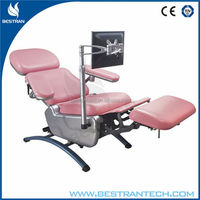 BT-DN003 China Manufacturer Hospital Medical Chair Manual Hemodialysis Chair For Sale