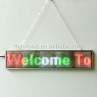 Light Weight Indoor Flexible LED Display Screen