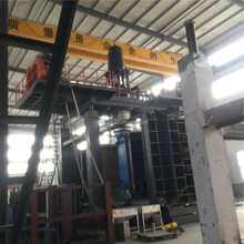 3000L 2layers plastic extrusion water tank blow molding machine
