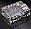 Hot selling of BPI-M1 plus transparent plastic kits / box Arcylic Box