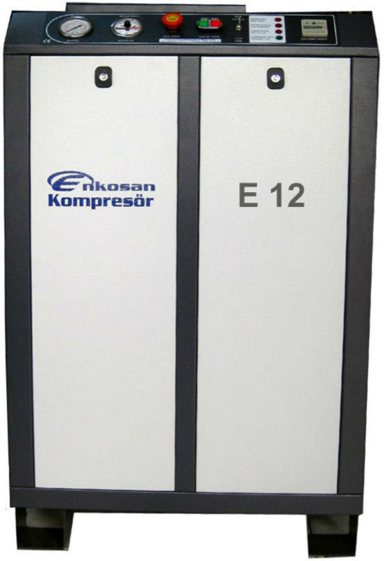 E 12 Screw Air Compressor