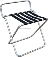 304 stainless steel hotel room luggage rack