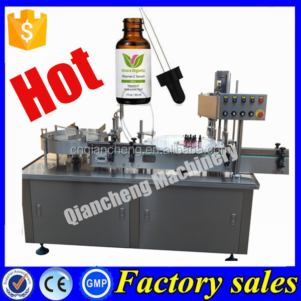 Hot sale 30ml e liquid filling machine,liquid filling line for electronic cigarettes
