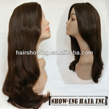 Professional Wig Factory very long hair women Jewish wigs