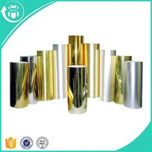 Discount Heat Resistant Glossy Aluminizing Metalized PET Film