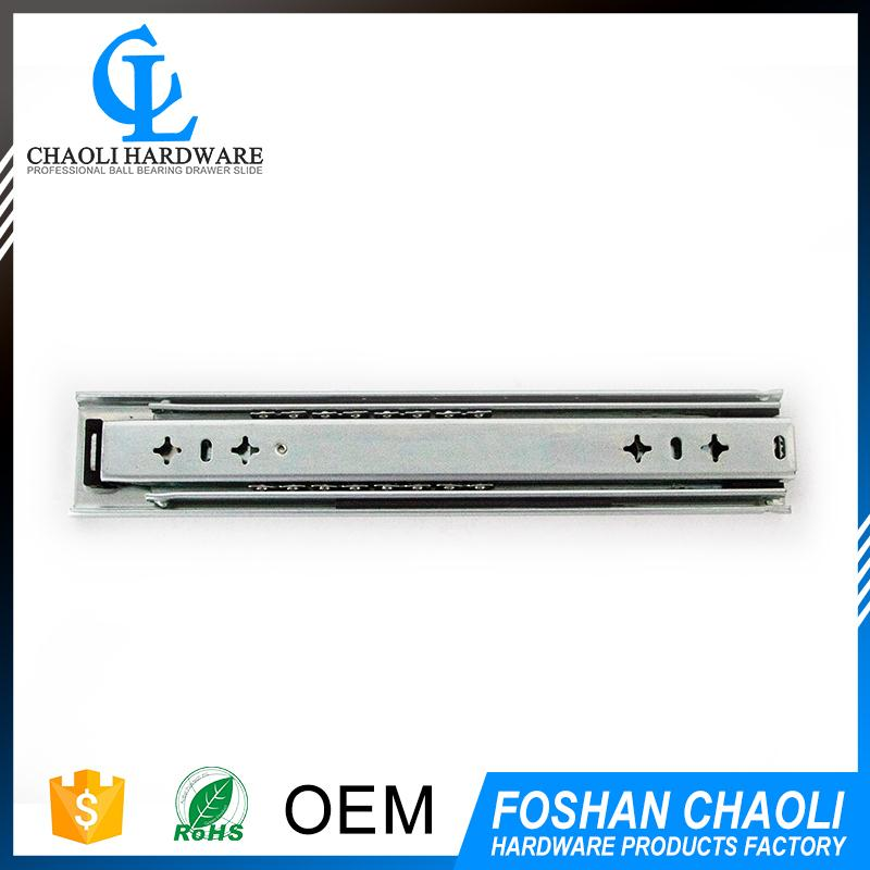 Professional heavy duty ball bearing drawer slides for Special vehicle