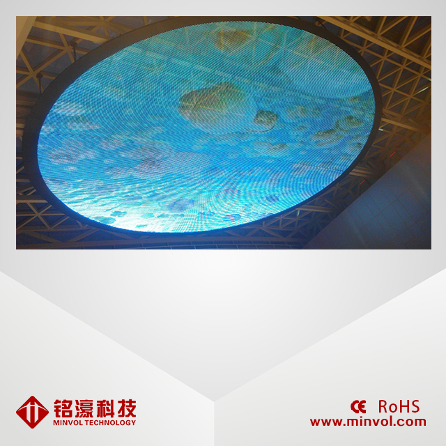 Electronic full color advertising signs /Indoor commercial advertising led display screen