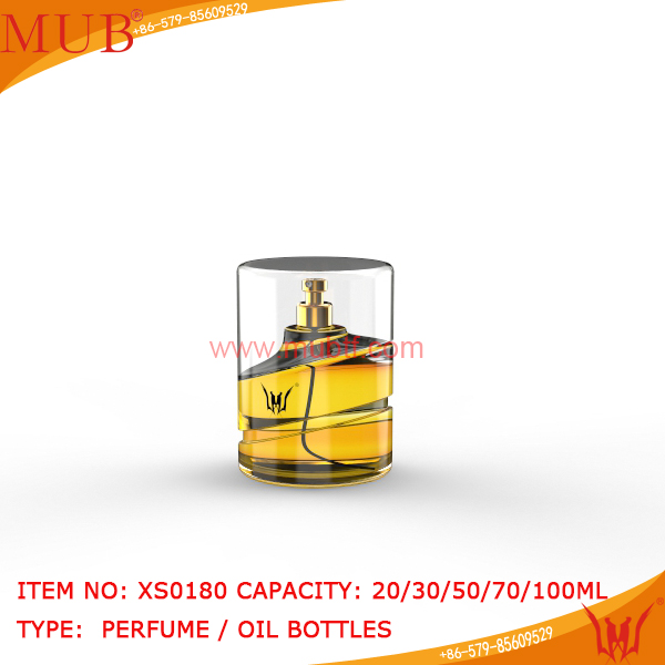 Perfume bottle wholesale glass bottles names of ladies perfume