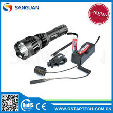 Far Range 240lm Super Bright 300 Meter Range Flashlight