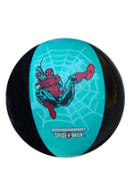 Spiderman Promotion PVC Inflatable Beach Ball With Custom Logo Printing