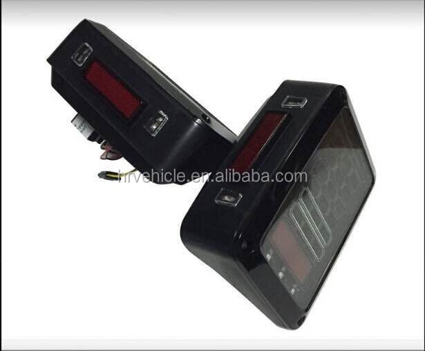 Hot Sale Jeep JK Wrangler LED Tail Lamp Rear Light