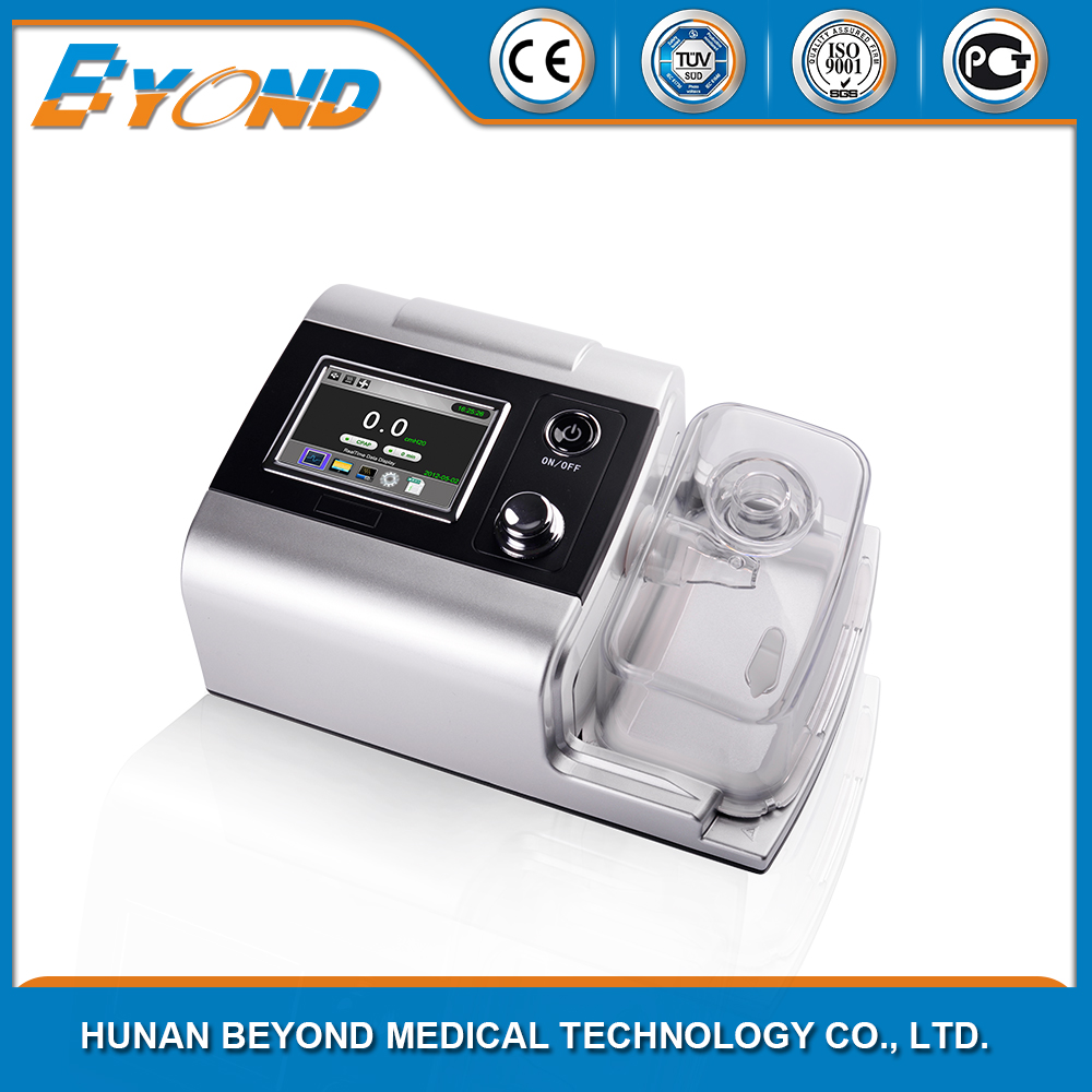 Low price hot selling cpap ventilator breathing apparatus machine