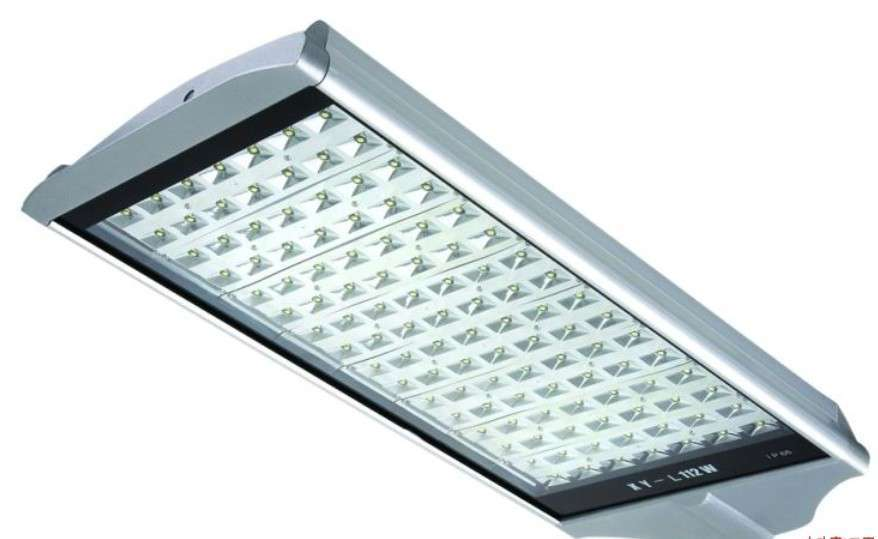 Bridgelux smd ip65 waterproof aluminum 84w led streetlight