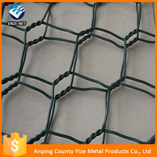Brand new cheap 3/4 inch galvanized hexagonal wire netting /chicken wire/ hexagonal wire mesh