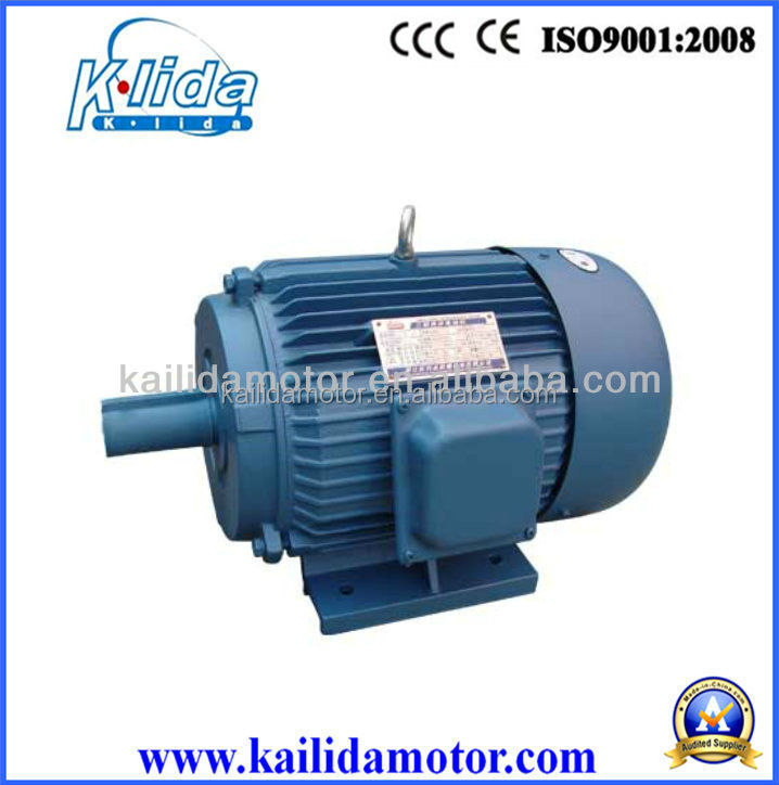 YD series double speed three phase electric motor ac