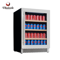 Can Cooler Fridge Drink Refrigerator Electric Beverage Refrigerator