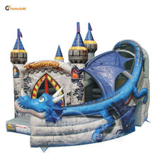 Happy Hop Pro Inflatable Bouncer Rental-1031 Commercial Bouncers Climb and Slide Inflatables