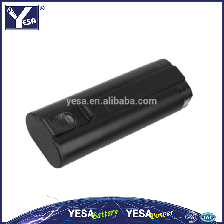 Best selling 6V 1.5Ah 2.2Ah 3.0Ah Ni-Cd and Ni-MH power tool battery Replace 404400 404717 B20544E for Paslode 900420 IM325