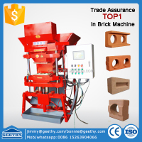 hollow block making machine philippines Eco Premium 2700 ecological brick machine ecological modular brick machine