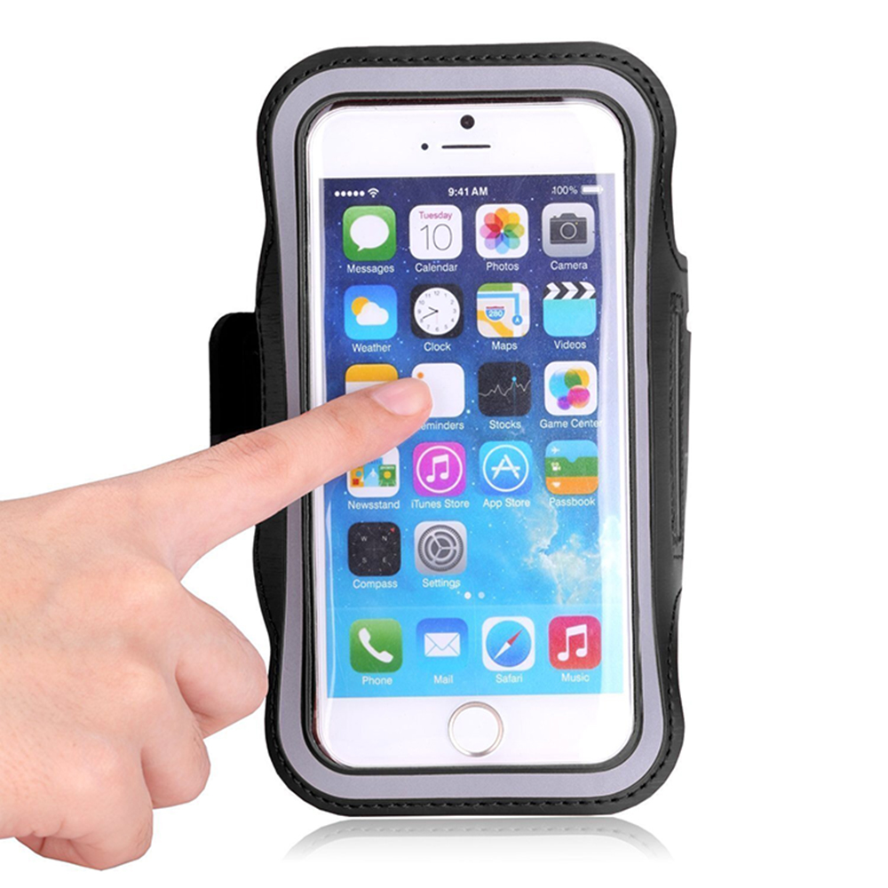 Gym Exercise Running Pouch Mobile Phone Armband Sport Case For iPhone 6 6 Plus