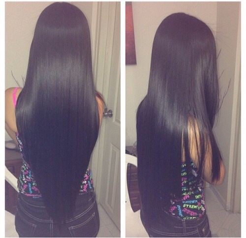 Wholesale 16 Inches Straight Indian Remy Hair Extensions Virgin Indian Remy Human Hair For Cheap In Kerala