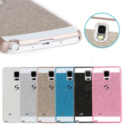 China new arrive phone case wholesale shining bling bling PC hard cover case for iphone Samsuang and Note 3 Note 4